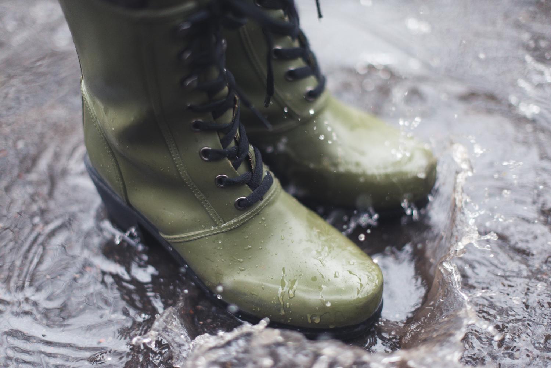 Wet Wellies