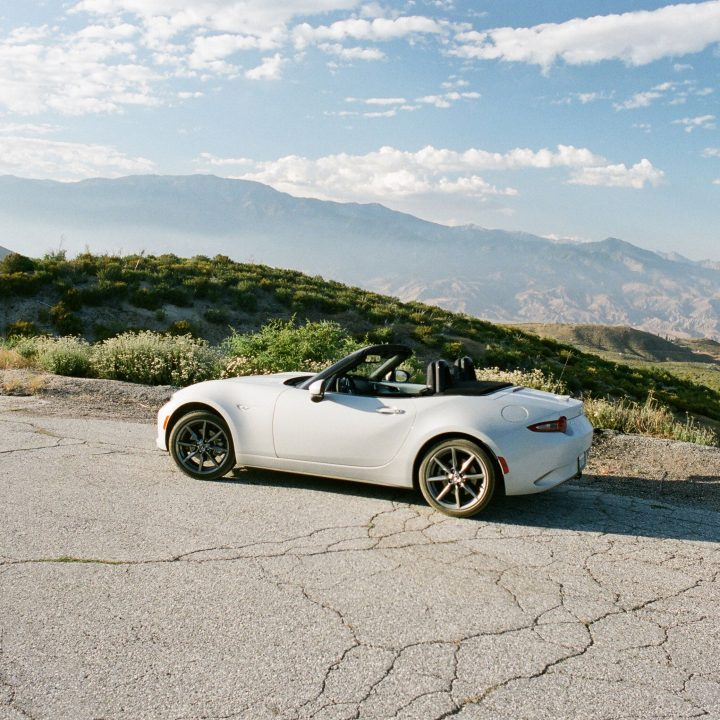 Vroom, Vroom...the Mazda MX5